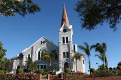 Dutch Reformed Church, Riebeeck Kasteel., south Africa