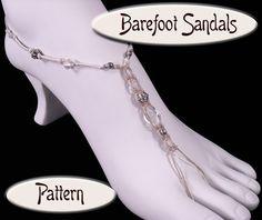 Free+Adult+Barefoot+Sandal+Patterns | PATTERN Hemp Barefoot Sandals PDF by mystashedsupplies on Etsy