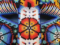 Arte Huichol Wixarika, Puerto Vallarta, Jalisco, Travel By México