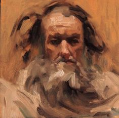 John Singer Sargent, Study for The Prophets on ArtStack #john-singer-sargent #art