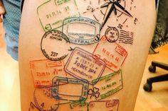 tatouage-voyage-tampons-visas-rose-vents