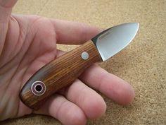 bushcraft knife by FIDDLEBACK bushcraftusa.com/… WKH.