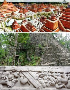 The 500,000-acre site of El Mirador in Guatemala is referred to as 'the cradle of Maya civilization' and contains not only five Preclassic Maya cities that pre-date the far more famous Tikal by at least 1,000 years