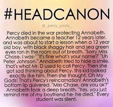 headcanons percy jackson - Google Search