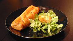 Feuilletés de saucisses à la mozzarella