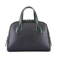 TERSE--Italian calfskin handmade crossbody handbag for women custom service logo-printed wholesale price
