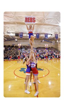 UCA Cheerleading