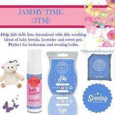 Scentsy Kids Fragrances