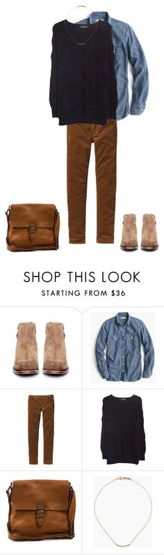 """""""Late Fall"""" by eastaff ❤ liked on Polyvore featuring H by Hudson, J.Crew, Patagonia, MANGO, Boomerang and Isabel Marant"""