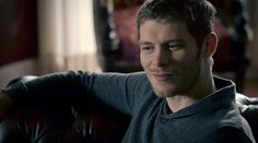 Joseph Morgan as Klaus Mikaelson in The Originals, Season 1, Episode 6 - Fruit of the Poisoned Tree