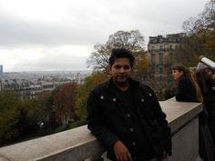 Uber Life moment of Rajeev Dubey - in pari