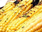 """Summer Corn with Chile Lime Butter from  Aaron Sanchez - """"This is one of my go-to summer sides. Crowd pleaser.""""    http://www.foodnetwork.com/recipes/aaron-sanchez/corn-with-chile-lime-butter-recipe/index.html"""