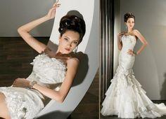 2-in-1 wedding dresses