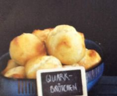 Rezept Quarkbrötchen (Finessen 6/13) von thermo-antje - Rezept der Kategorie Brot & Brötchen