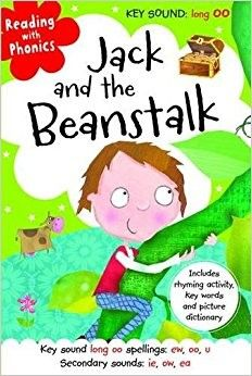 Jack and the Beanstalk (reading with phonics) • English Wooks