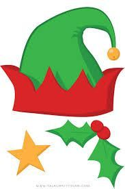 Image result for photo booth props free downloads christmas