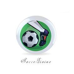 SoccerDivine LOGO for client