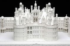 Superb architectural design 3D printing #3dPrintedArchitecture
