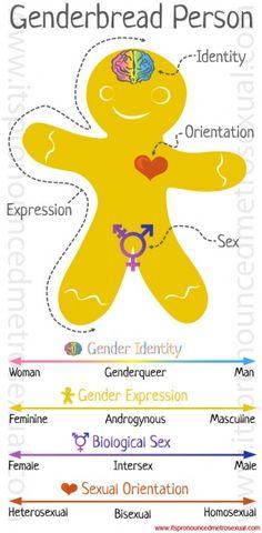 Genderbread person - SJWiki