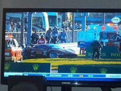 Terribile incidente a Daytona, coinvolti Gidley e Malucelli