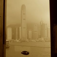 Depuis le Star Ferry - Hong Kong