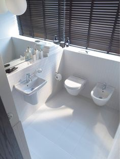 Starck 3 | Duravit I like this one but without the bidet.