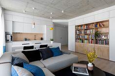 Elegant Apartment In Vilnius From Normundas Vilkas Studio