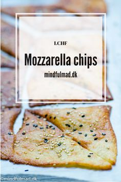 Appetizer Recipes, Appetizers, Mozzerella, Party Finger Foods, Lchf, Chips Recipe, Tapas, Banana Bread, Grilling