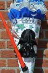 selbstgebastelte Star Wars Schultüte