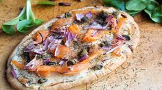 5:2 diet what is it and how does it work plus recipe ideas (smoked salmon pita pizza).