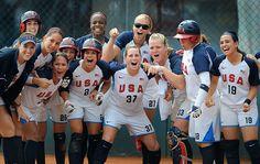 USA Softball Team