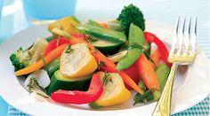 AG Personal Organizer : Como Cozinhar Legumes e Verduras no Microondas!!