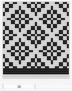 Mustrilaegas: Kirjatud kudumid knit free fair isle chart