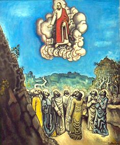 Carl Abrahams - The Ascension (c1978)