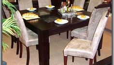 Square Dining Table For 8 With Leaf