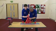 A 17-year-old from Hertfordshire is flying to South Korea this weekend to take part in the World Sport Stacking Championships.