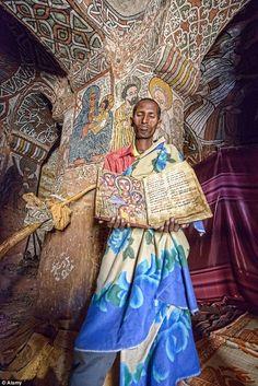 Ethiopian monk, google search