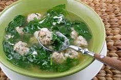 Eat Live Grow Paleo: Italian Wedding Soup