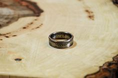 Coin Rings, DIY, How To Make, Double Sided Coin Rings