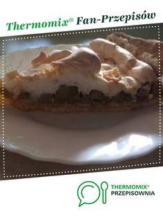 Ciasto z rabarbarem jest to przepis stworzony przez użytkownika AgaSkr. Ten przepis na Thermomix® znajdziesz w kategorii Słodkie wypieki na www.przepisownia.pl, społeczności Thermomix®.