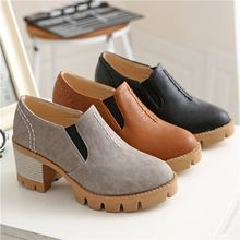 Chunky Heel Ankle Boots, Chunky Heels, Cute Shoes, Me Too Shoes, Bunion Shoes, Woman Shoes, Beautiful Shoes, New Shoes, Womens Flats