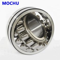 87.40$  Watch here - http://alimw0.worldwells.pw/go.php?t=32614837165 - 1pcs MOCHU 22222 22222E 22222 E 110x200x53 Double Row Spherical Roller Bearings Self-aligning Cylindrical Bore