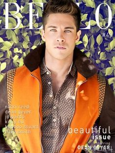 Glee New Hot guy Dean Geyer Covers Bello Magazine-Editorial Pics-Outtakes and Video Dean Geyer, Really Hot Guys, What Makes A Man, Rachel Berry, Wattpad, Glee Cast, Perfect Boy, Lea Michele, Kate Hudson