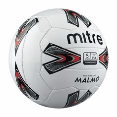 Mitre Malmo Training Football Ball in Sizes 3   4   5 Outdoor Play 0681ee14bbd