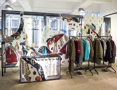 Burberry launches installation at Dover Street Market - Retail Focus - Retail Blog For Interior Design and Visual Merchandising