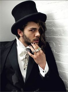 Xavier Dolan photoshoot UOMO VOGUE