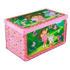 dora valentine's day box