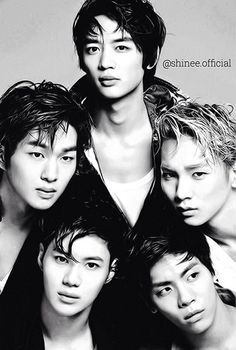 Shinee (/ˈʃaɪniː/ shy-nee; Korean: 샤이니;Japanese: シャイニー; stylized as SHINee) is a South Korean boy group formed by S.M. Entertainment in 2008. The group consists of five members: Onew, Jonghyun, Key, Minhoand Taemin.