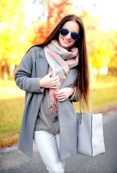 Płaszcz GREY COAT w roho clothing na DaWanda.com