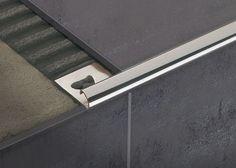 Aluminum stair nosing ROUNDJOLLY RJ PROFILITEC